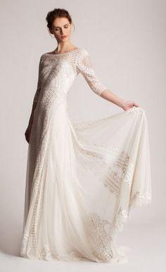 Marcy Dress | Temperley Bridal