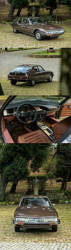 1971 Citroen SM