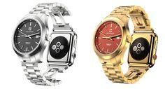 Vous aimez avoir les choses en double ? Achetez cette montre !