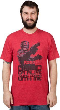 Dead or Alive Robocop T-Shirt