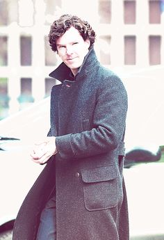 Sherlock - behind the scenes