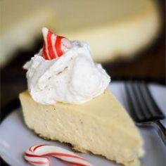 Eggnog Cheesecake III - Allrecipes.com