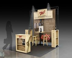 Custom Tradeshow Booths