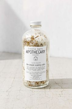 Little Barn Apothecary Simple Soaking Salts - Urban Outfitters