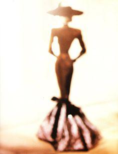Dress by Jacques Fath. Photo, Lillian Bassman - a brilliant photographer!!!