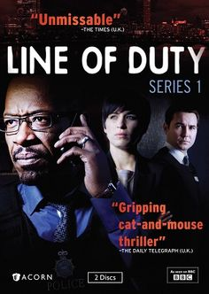 Line Of Duty - Fine TV Show, Lennie James is great. Second series with Keeley Hawes is even better. #tvshow #lineofduty #uk