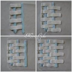How To Make A Basket Weave Decoration