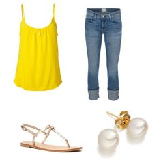 Spring outfit(: u just need to add a little sleeve, like a cardigan or something