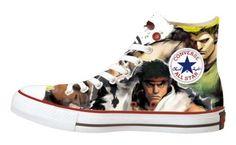 Converse All Star zapatos personalizados a11_087