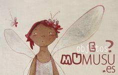 'Un hada para Marta' Próximamente en www.facebook.com/mumusu.es