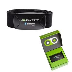Heart Rate Monitors 177841: Kinetic Heart Rate Strap And Sensor With Bluetooth Smart: Black -> BUY IT NOW ONLY: $59 on eBay!