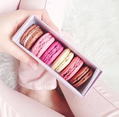 Macaroons. O ma gad that's real heaven.