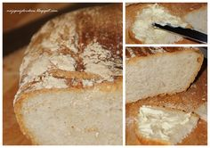moje pasje: Chleb na ziarnku drożdży Bread, Food, Eten, Bakeries, Meals, Breads, Diet