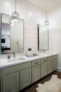 Shiplap Decorating Ideas Neutral Bathroom