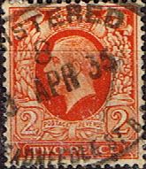 Great Britain 1934 King George V Head SG 442 Fine Used Scott 213 Other British Commonwealth Stamps HERE!