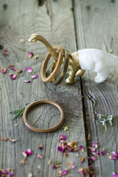 Animal plástico diy : via La Chimenea de las Hadas