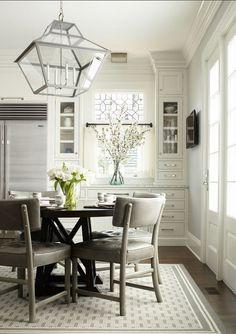 Transitional White Kitchen   Home Bunch - An Interior Design & Luxury Homes Blog   Bloglovin'