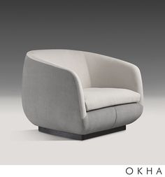 Gloob Armchair - OKHA Interiors
