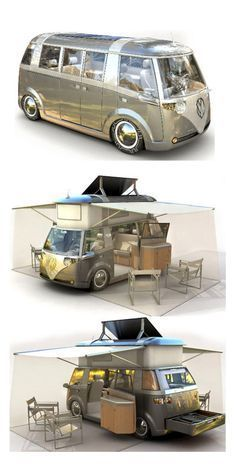 Cool Volkswagen 2017: Volkswagen Microbus concept...  キャンプ Check more at http://carsboard.pro/2017/2017/02/15/volkswagen-2017-volkswagen-microbus-concept-%e3%82%ad%e3%83%a3%e3%83%b3%e3%83%97/
