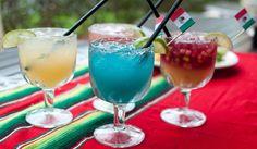drinks at EL Mariachi Weston FL