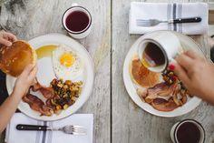 Rise & Shine Breakfast by Tiffani Thiessen • Photography by Rebecca Sanabria