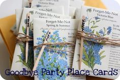 farewell party ideas - Google Search
