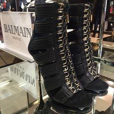 Balmain heels @KortenStEiN