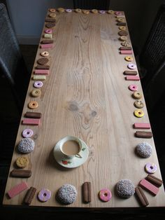a doughnut party