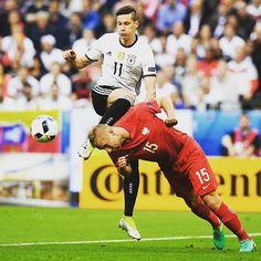 Germany v Poland. Euro 2016