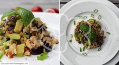 Leckere Parmesan-Gemüseragout