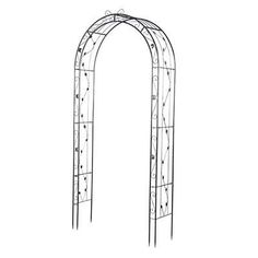 "Trailing Vine Arbor by Arcadia Garden Products. $176.39. AR03 Features: -Great for any garden.-Weather resistant. Construction: -High quality construction. Dimensions: -Dimensions: 47'' x 15'' x 103""."