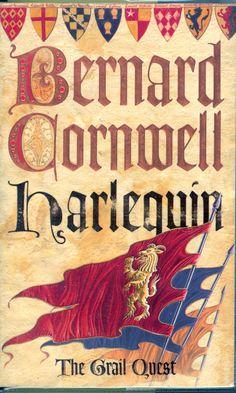 Bernard Cornwell: Harlequin  Great!