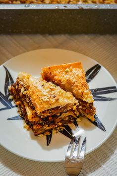 Grillezett baklava   Street Kitchen Naan, Lasagna, Grilling, Street, Ethnic Recipes, Kitchen, Food, Cooking, Crickets