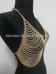 1Body Chain,Necklace,Gold Plated Chain,(noncorroding),Bikini, Body Necklace, Gift, Dainty Necklace, Body Jewelry, FREE SHIPPING-in Chain Necklaces from Jewelry on Aliexpress.com   Alibaba Group