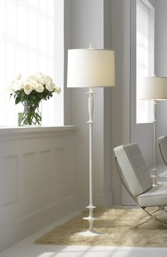 Lotus Floor Lamp by Barbara Barry | Circa Lighting