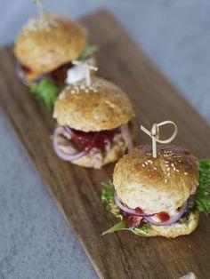 Hamburgers / Uusi Kuu -blogi