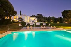 Luxury Real Estate in the South of France