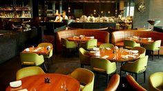 Dinner by Heston interior