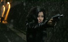 Lady Vengeance!