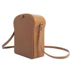 Part-time TOAST, a shoulder bag