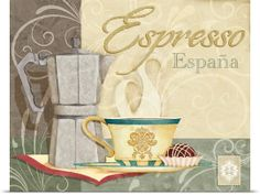 Coffee - Espresso / Joy Hall