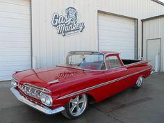 1959 Chevrolet El Camino ★。☆。JpM ENTERTAINMENT ☆。★。
