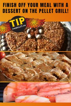 Posts about Dessert written by bryanna and Craig Royal Grilling Tips, Grilling Recipes, Beef Recipes, Smoker Grill Recipes, Grilled Desserts, Great Recipes, Favorite Recipes, Good Food, Yummy Food