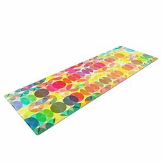 KESS InHouse Fimbis Sercuelartoo Exercise Yoga Mat -- Check out this great product.