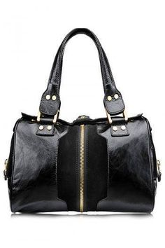 4fbd61f2f97a hilary leather bag in black   bag  Made from Italian oil-tanned leather