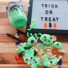 Who said that trick-or treats need to be packed with sugar to be a hit? Playfoam is proof that kids love Halloween treats that offer squishy squashy sensory fun. No sugar, creative fun and glows in the dark! Playfoam is perfect for DIY sensory kits like this one by @chancetocreate, and even comes in individual pods that are great for party favors and sharing! #playfoam #glowinthedark #sensoryplay #sensorytoys #halloweentreats #partyfavors #trickortreat #creativefun #slimealternative #squishy Diy Arts And Crafts, Cute Crafts, Fall Crafts, Sensory Activities, Craft Activities For Kids, Crafts For Kids, Spooky Halloween, Halloween Treats, Sculpting Foam