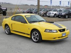 2004 Ford Mustang Premium Mach 1! Only 2000 miles!! PRISTINE COLLECTORS CAR!!  www.currieford.com