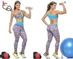 Enterizo Deportivo Ref. E321-1  Claudia Quintero Activewear