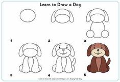 how to draw animals for kids -