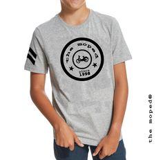 Camiseta Niño THE MOPED BADGE